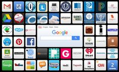 The Gilbert School Library Symbaloo -- All our tech tools in one place!