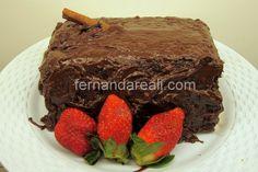 Pão de melMuit Fácil, Honey and Chocolate Cake    http://www.fernandareali.com/2011/06/receita-de-pao-de-mel-muito-facil.html