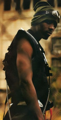 DMX. Oh. Um.  Hello there.