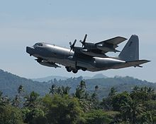 MC-130P Combat Shadow, 17th Special Operations Squadron.