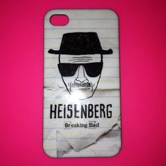 Breaking Bad - Heisenberg: iPhone 4/4s Case Rarely used. Great condition! Accessories
