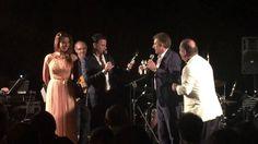 Jimmy Kimmel & Ezio Greggio Award at Ischia thats funny