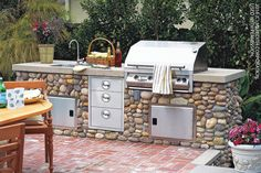 How to Design a Stylish Outdoor Kitchen
