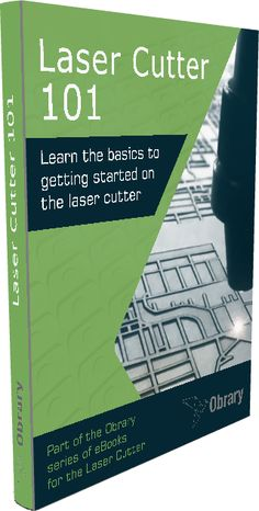 Download this informative ebook on laser basics titled Laser Cutter 101 from ProductGraph.  The first in our series of eBooks for the laser cutter.