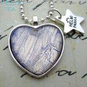 Sireeni-kulta sydän 15€ #kaulakoru #necklace #sydän #heart