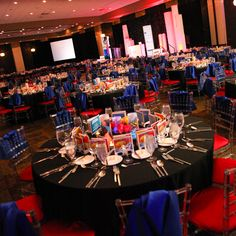 Super Hero Theme Gala by Perfectly Planned Events for Cadence Health Foundation