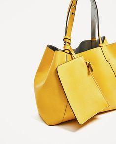 Zara - Novas bolsas femininas para a primavera