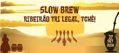 Para quem não conhece, o #SlowBrew Brasil é um festivalde #cervejas com mais de 160 #rótulos nacionais e internacionais para degustação, com ótimas comidas e muita música boa. O evento surgiu em 2014 em #RibeirãoPreto e a cada ano surpreende mais os adoradores da boa #cerveja.Em 2016, a organização da Slow Brew decidiu levar o evento para a cidade de Campos do Jordão, deixando nós, ribeirão-pretanos, carentes do festival. Mas calma, nem tudo está perdido!
