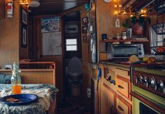 We've lived in our camper before but it doesn't mean it easy to go back. Working full-time jobs and living in one spot (instead of on the road) definitely is a challenge.  In a house with so many rooms to run between and space to work out why would you ever leave? A camper is just like a house except we don't have a room to escape to or one we're not living in. by tinyhousetinyfootprint