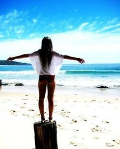 summer. would love to be where she is!