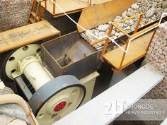 Granite Jaw Crusher with Low Cost Processing Capacity: 1-2200t/h Feeding Size: 125-1200mm Applied Materials: Limestone, granite, pebbles, cobble, iron ore, basalt etc.