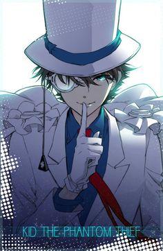 Kid Kaito or Kid the Phantom Thief