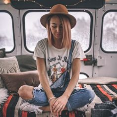 KEEP IT RAD THROWBACK RELAXED TEE | Indy Brand