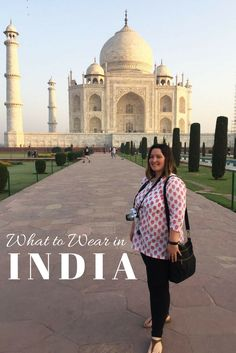 What to Pack for India – Packing List for First-Time Travelers!