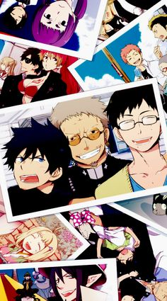 Ao no Exorcist || Bueatiful memories Treasure every part of ure life even if those are painfull cause they have made u,the now u