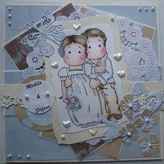 briciole di gioia: Card per MATRIMONIO