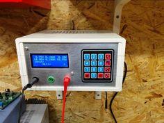 Labornetzteil mit Arduino-Steuerung | Make