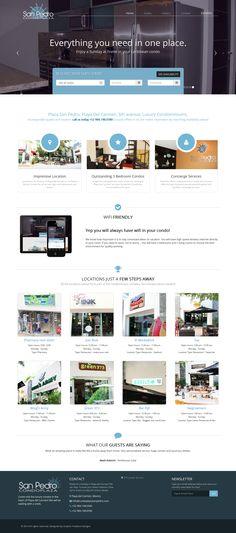 Hotel Web Design: http://condoplazasanpedro.com/
