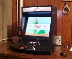 Raspberry PiCase - Bartop Arcade Machine