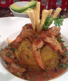 Puerto Rican Dishes, Puerto Rican Cuisine, Puerto Rican Recipes, Comida Boricua, Boricua Recipes, Veggie Recipes, Seafood Recipes, Cooking Recipes, Mofongo Recipe