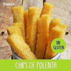 Polenta, Pasta Sin Gluten, Curry, Cooking Time, Cornbread, Tapas, Ethnic Recipes, Food, Salads