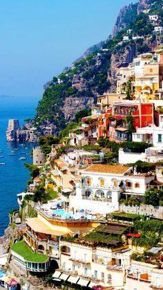 Positano,Itália