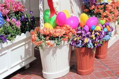 Main Street meet-and-greet decor. Spring Fling (March 25). Photo by #AlyssaKing