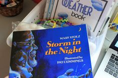 FI♥AR Planning {Storm in the Night} and Weather Unit