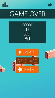 OMG! I scored 0 points in #BallJump. Can you do better? https://itunes.apple.com/app/id1021634838