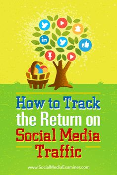 Do you track your social media marketing results?  By tracking micro-conversions and attribution, you can connect a dollar value to your social media marketing efforts.  In this article, you'll discover how to track the return on social media clicks. Via @smexaminer.