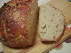 No - Knead Bread: O pão mais Fácil do Mundo!