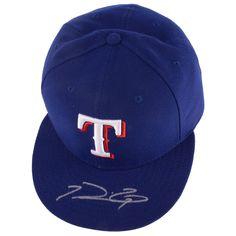 Prince Fielder Texas Rangers Fanatics Authentic Autographed Blue Cap - $249.99