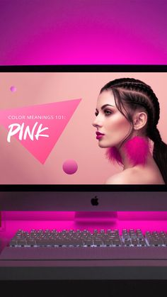 Design with Pink: Color Meanings, Palettes, and Design Inspiration Go Pink, Coral Pink, Pink Design, Design Color, Light Shades, Shades Of Blue, Wedding Motifs, Pink Color Schemes, Color Meanings
