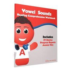 Vowel Sounds Reading Comprehension Workbook