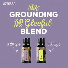 DoTerra essential oil blend of Serenity and Lime. This blend smells INCREDIBLE and is the perfect combination to diffuse when guests come over to help settle nerves and encourage conversation.