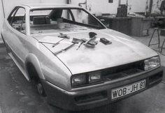 Volkswagen / VW Corrado Prototype in progress
