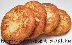 KRUMPLIFÁNK Vegan Desserts, Dessert Recipes, Hungarian Recipes, Baked Potato, Side Dishes, Vegetarian Recipes, French Toast, Healthy Living, Good Food