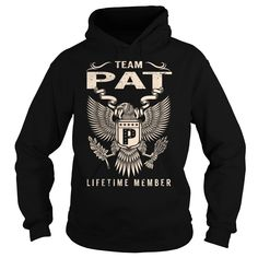 Team PAT Lifetime Member - Last Name, Surname T-Shirt
