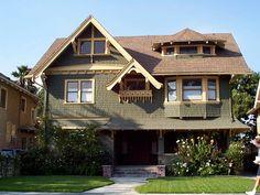 Western Heights Neighborhood, Los Angeles, CA