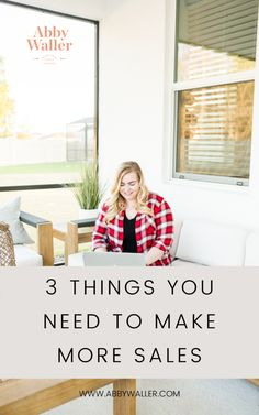 3 Things You Need to Make More Sales - Abby Waller Blog Wedding Photography Marketing, Photography Business, Photography Tips, Marketing Tactics, Marketing Plan, Business Planning, Business Tips, Creating A Business, Small Business Marketing