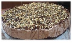 Nun te magnà tutte!: Cheesecake Ferrero Rocher Ferrero Rocher, Cheesecake, Tiramisu, Caterina, Pie, Ethnic Recipes, Desserts, Jello, Torte