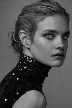 eternitychic:  http://eternitychic.tumblr.com/Model : Natalia Vodianova . Photographer: Peter Lindbergh . Dior Magazine # 10