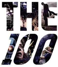 the 100 - CW Set 97 years after a nuclear war has destroyed civilization, when a spaceship housing humanity's lone survivors sends 100 juvenile delinquents back to Earth in hopes of possibly re-populating the planet