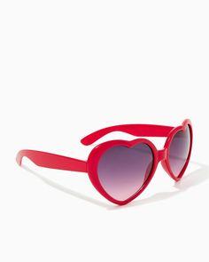 charming charlie   Sweetheart Sunglasses   UPC: 410007320559 #charmingcharlie
