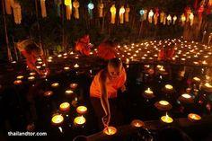 جشنواره لوی کراتونگ تایلند
