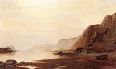 William Bradford Coast of Labrador signed and dated 'Wm (lower right) oil on canvas tacked over panel x in. A4 Poster, Poster Prints, William Bradford, Art Database, Oil Painting Reproductions, Vintage Artwork, The World's Greatest, Landscape Art, Wood Print