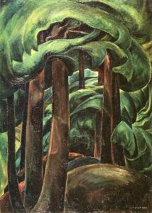 Western Forest - Emily Carr - The Athenaeum