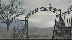Red Dead Redemption Cemetery
