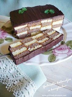 Hungarian Recipes, Hungarian Food, Cake Cookies, Tiramisu, Ethnic Recipes, Quesadillas, Cakes, Hungary, Hungarian Cuisine