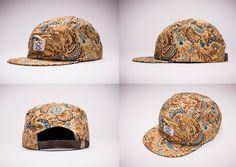 """Bandana"" - OLOW cap 5panels   Limited Edition    http://www.olow.fr/shop/en/number-10/319-bandana.html"